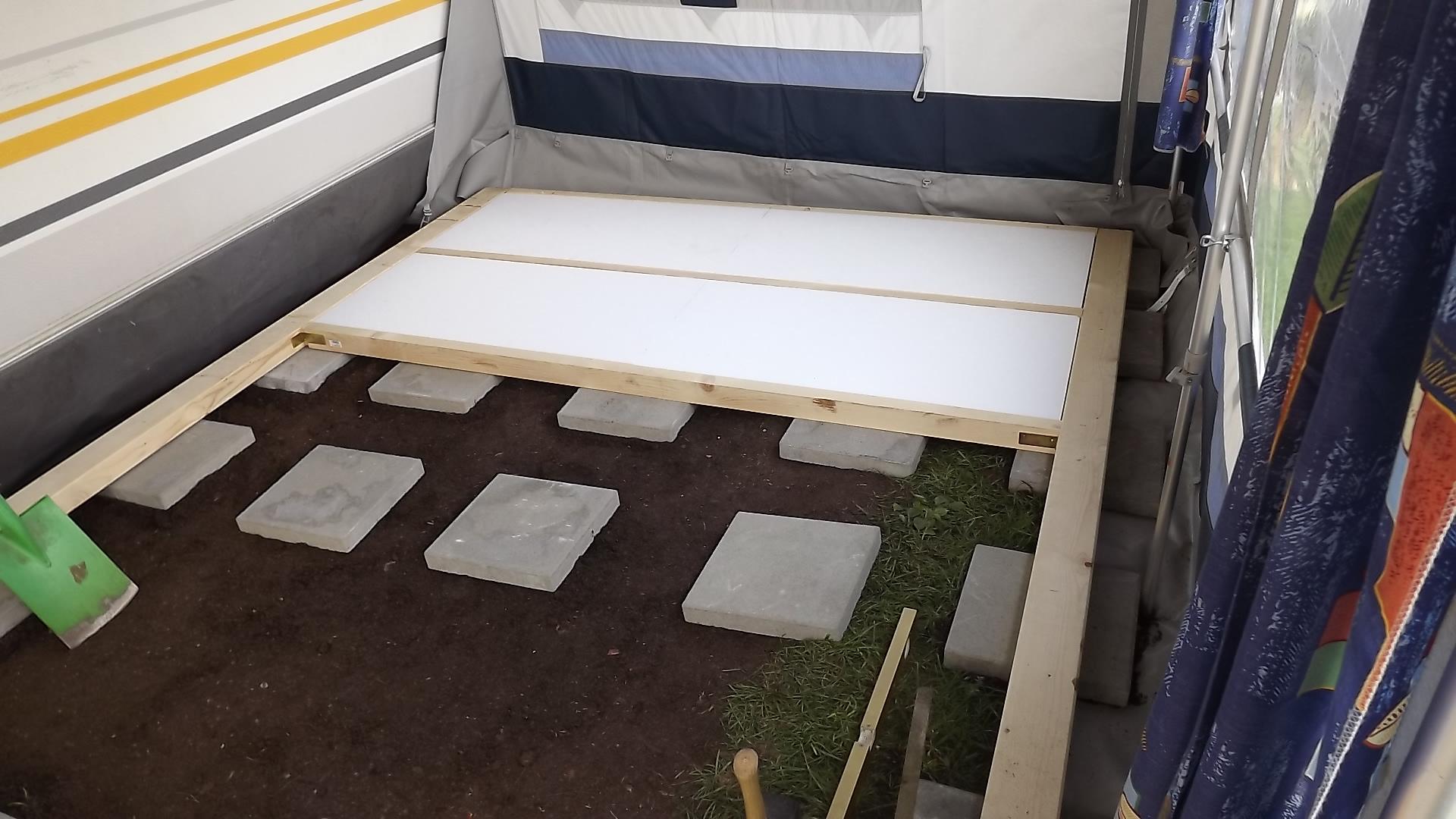fu boden vorzelt tour action 5 bus vorzelt mit boden. Black Bedroom Furniture Sets. Home Design Ideas